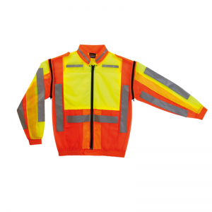 Metro traffic jacket